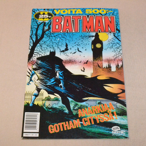 Batman 03 - 1991