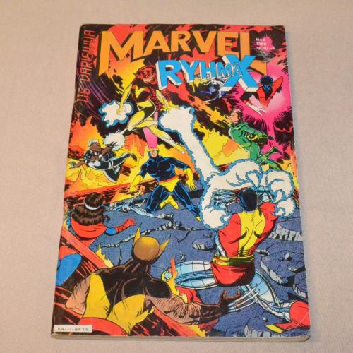 Marvel 05 - 1988 Ryhmä-X