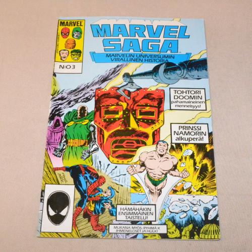 Marvel saga 3