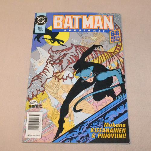 Batman spesiaali 2 - 1992