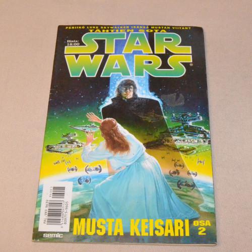 Star Wars Musta keisari osa 2