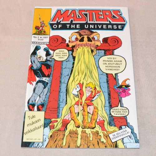 Masters of the Universe 2 - 1987