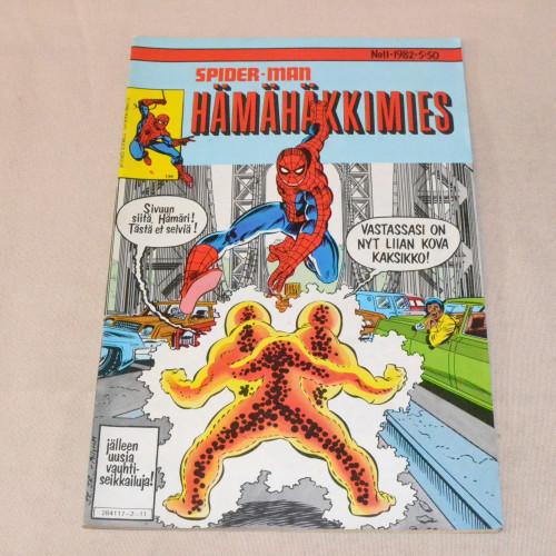 Hämähäkkimies 11 - 1982
