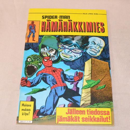 Hämähäkkimies 05 - 1982