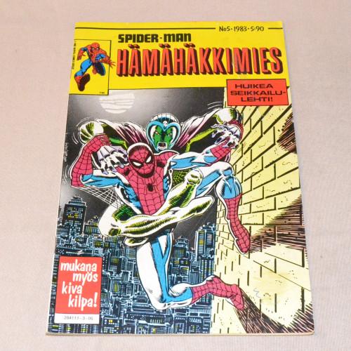 Hämähäkkimies 05 - 1983