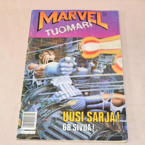 Marvel 06 - 1989 Tuomari