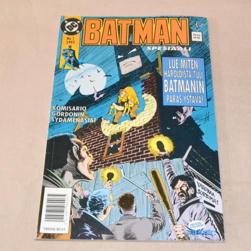 Batman spesiaali 1 - 1992