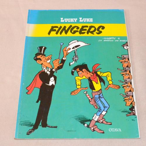 Lucky Luke 49 Fingers