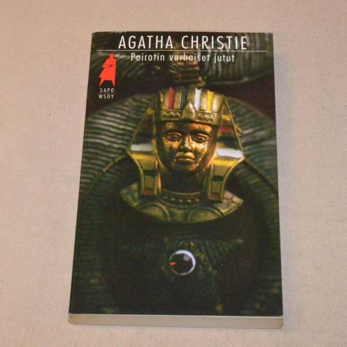 Agatha Christie Poirotin varhaiset jutut (2. painos)