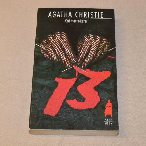Agatha Christie Kolmetoista