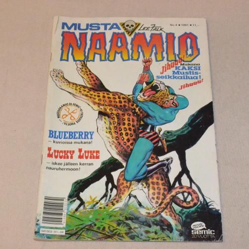 Mustanaamio 04 - 1991