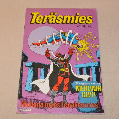 Teräsmies 07 - 1982