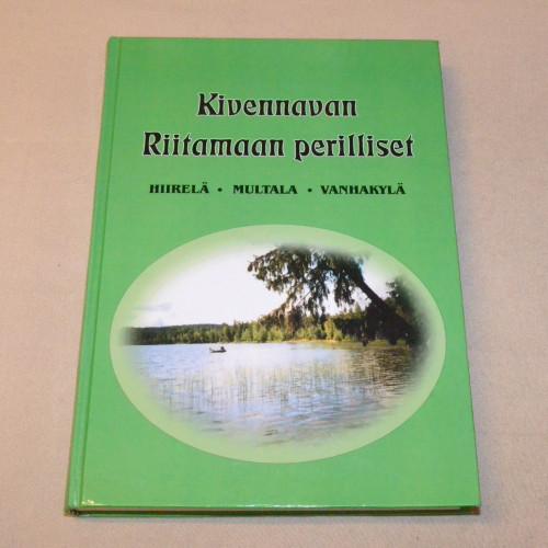 Kivennavan Riitamaan perilliset Hiirelä - Multala - Vanhakylä