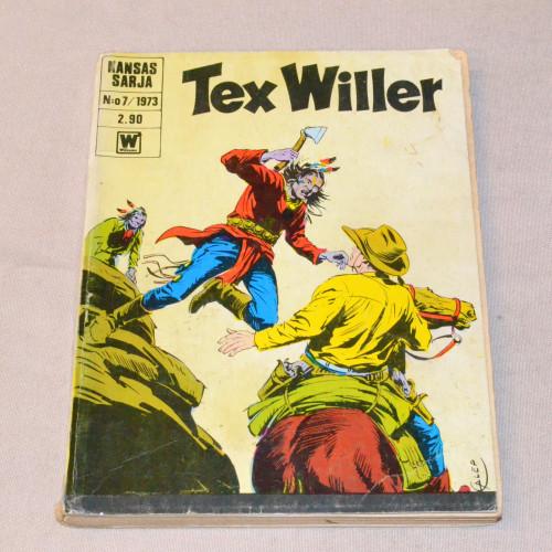 Tex Willer 07 - 1973