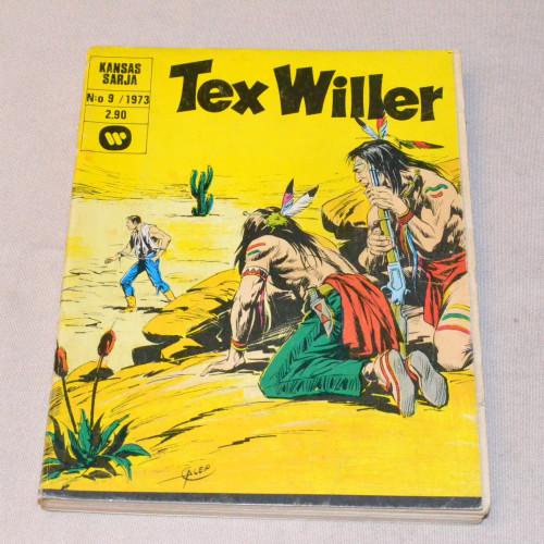 Tex Willer 09 - 1973