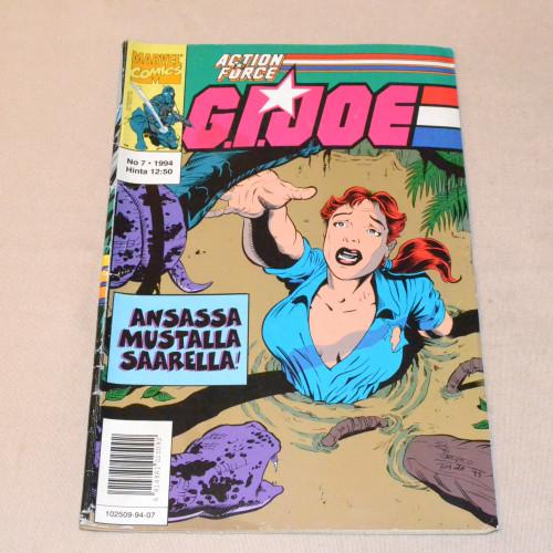 Action Force / G.I. Joe 07 - 1994