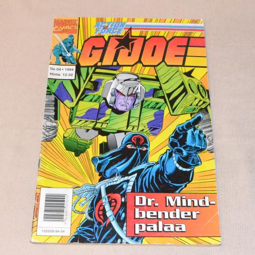 Action Force / G.I. Joe 04 - 1994