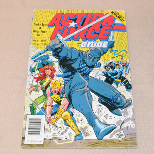 Action Force 09 - 1993
