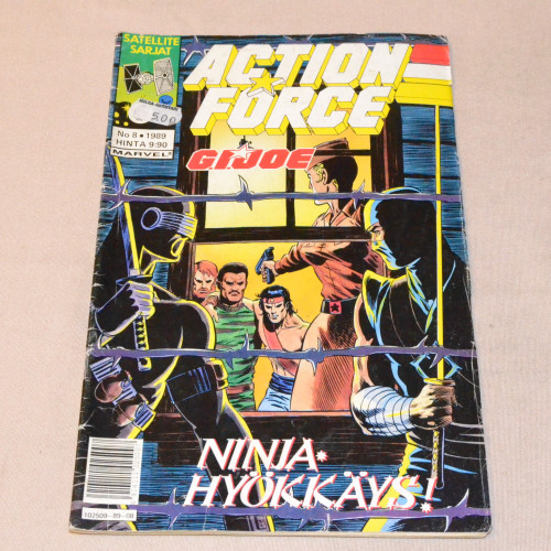 Action Force 08 - 1989