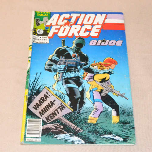 Action Force 07 - 1989
