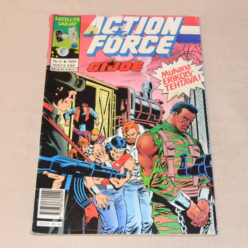 Action Force 06 - 1989