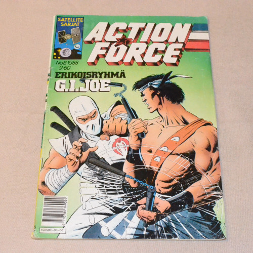 Action Force 06 - 1988