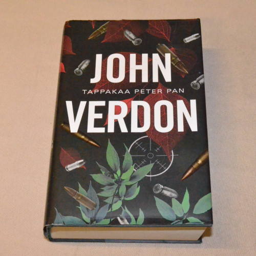John Verdon Tappakaa Peter Pan
