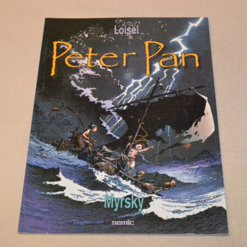 Loisel Peter Pan Myrsky