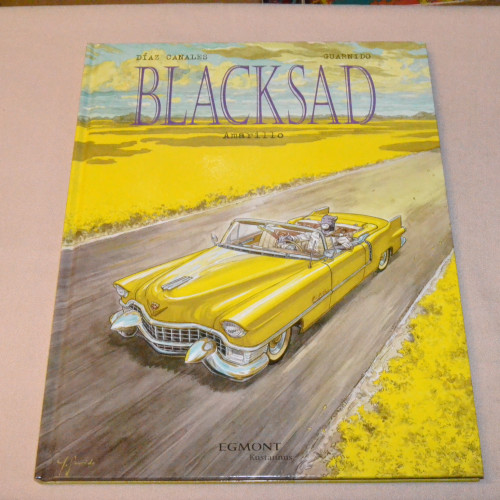 Blacksad 5 Amarillo
