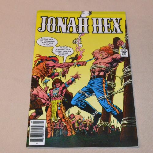 Jonah Hex Apachin poika