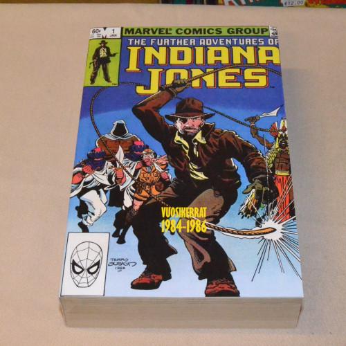 Indiana Jones vuosikirja 1984 - 1986