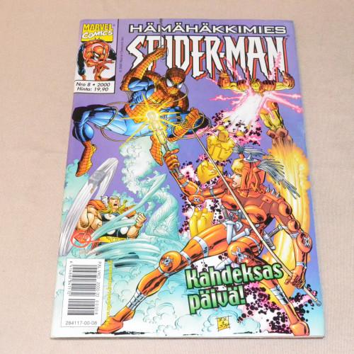 Hämähäkkimies 08 - 2000