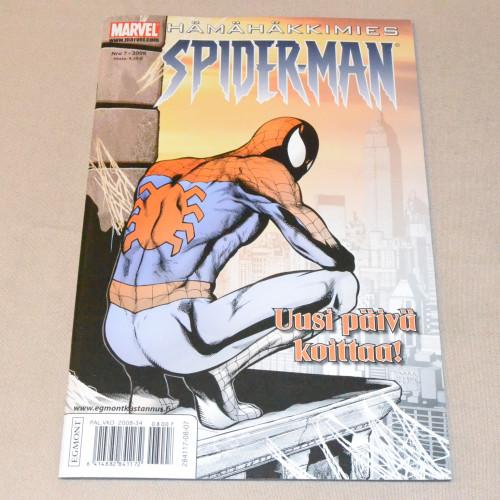 Hämähäkkimies 07 - 2008
