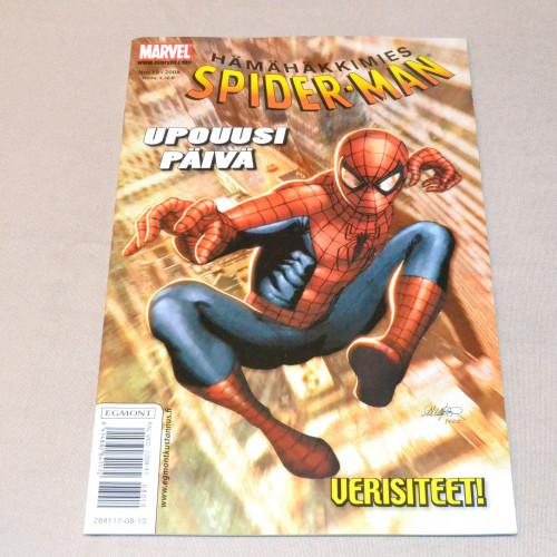 Hämähäkkimies 10 - 2008