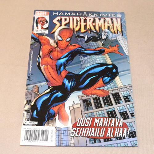 Hämähäkkimies 11 - 2005