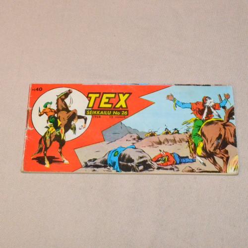 Tex liuska 26 - 1964 (12. vsk)