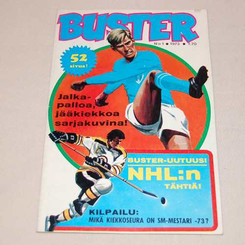 Buster 01 - 1973