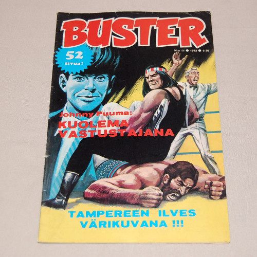 Buster 11 - 1972