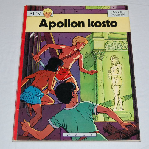 Alix Apollon kosto
