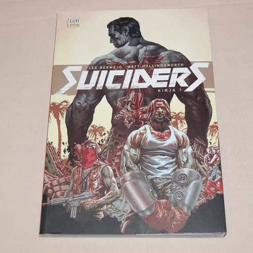 Suiciders Kirja 1