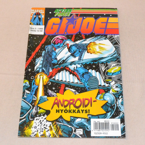 Action Force / G.I. Joe 02 - 1995