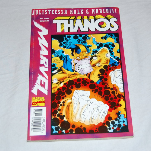 Marvel 05 - 1996 Thanos