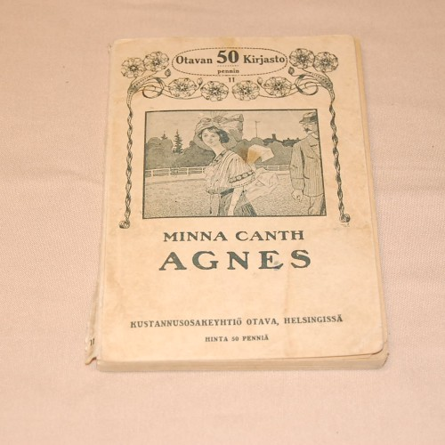 Minna Canth Agnes